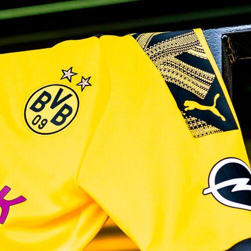 Новинка - домашняя форма «Боруссии Дортмунд» на сезон 2019-2020