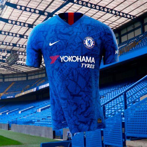 Лондонский «Челси» презентовал домашнюю форму на сезон 2019-2020.