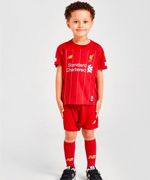 Детская форма Ливерпуля 2019/20 - домашняя
