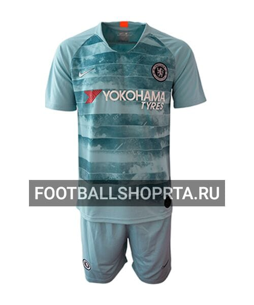 Форма Челси резервная - 2018/19