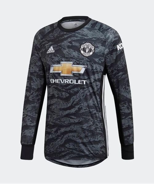 Вратарская футболка Манчестер Юнайтед 2019/20 - гостевая