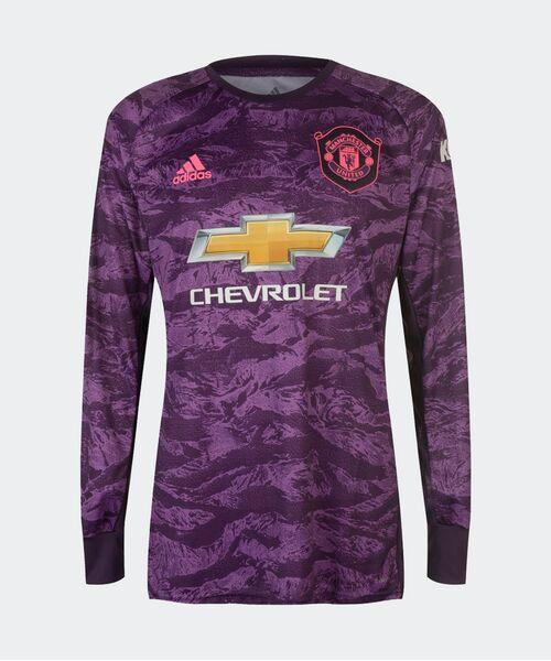 Вратарская футболка Манчестер Юнайтед 2019/20 - домашняя