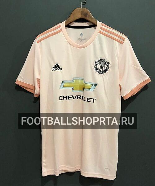 Футболка Манчестер Юнайтед гостевая - 2018/19