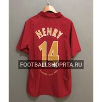Ретро футболка Арсенала 2005/06