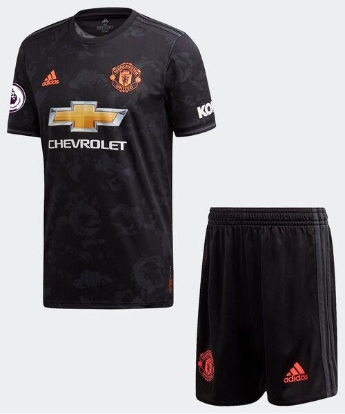 Форма Манчестер Юнайтед 2019/20 - резервная