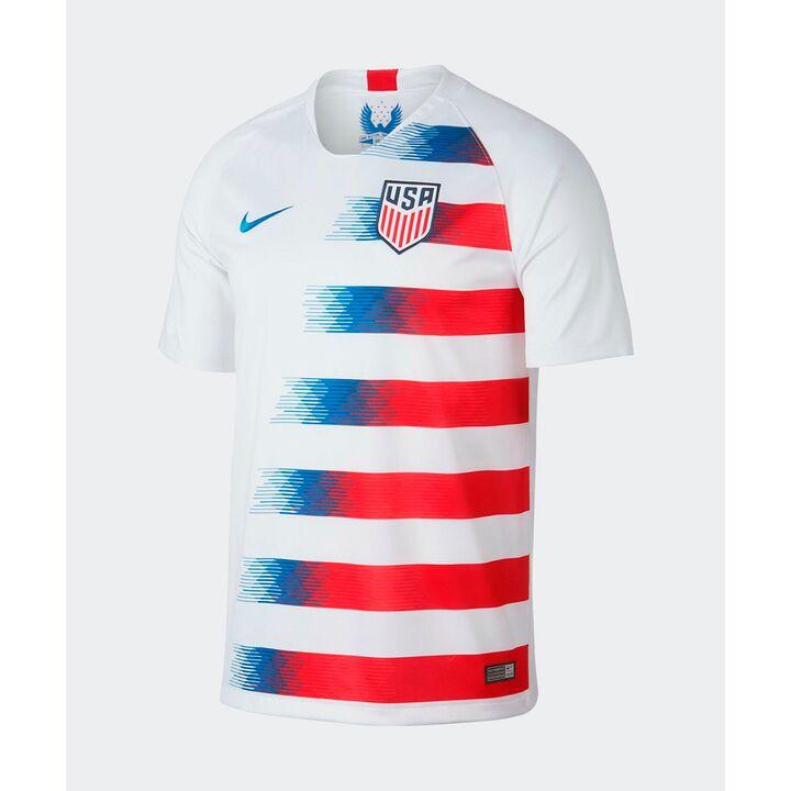 Футболка США 2018 - домашняя