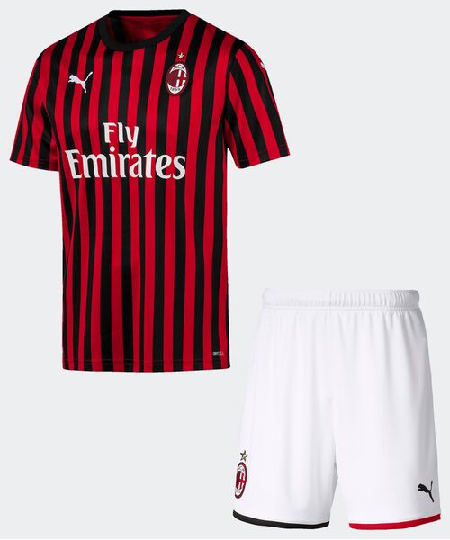 Форма Милана 2019/20 - домашняя