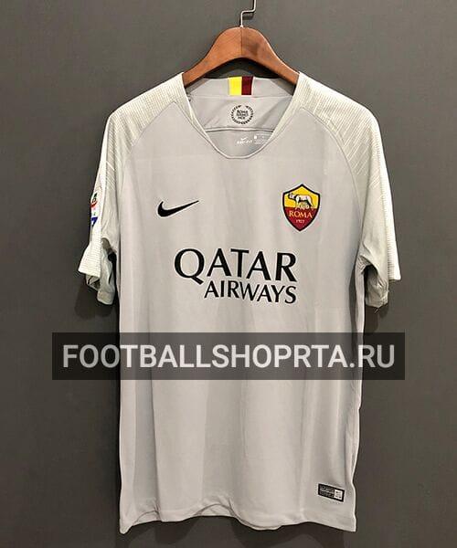 Футболка Рома гостевая - 2018/19