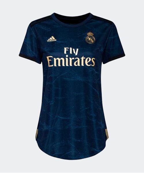 Женская футболка Реал Мадрид гостевая - 2019/20