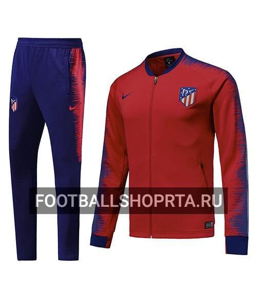 Детский костюм Атлетико Мадрид 2018/19 - спортивный