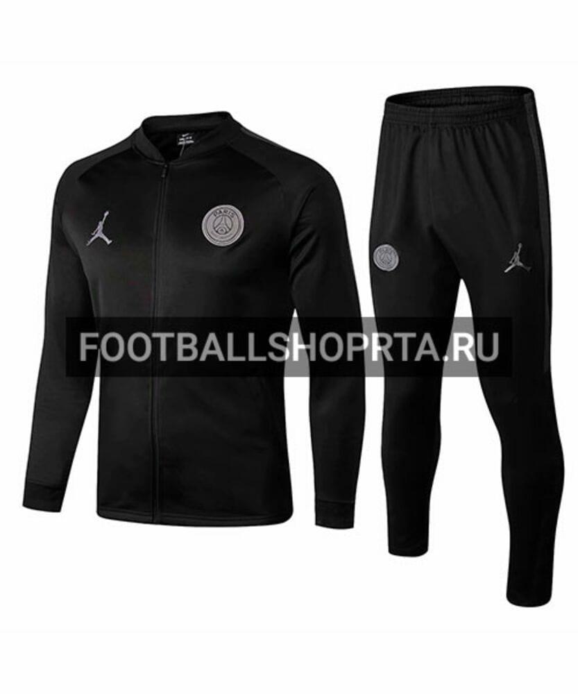 81bc2385 Спортивный костюм AIR JORDAN X PSG черный купить по цене 3990 рублей
